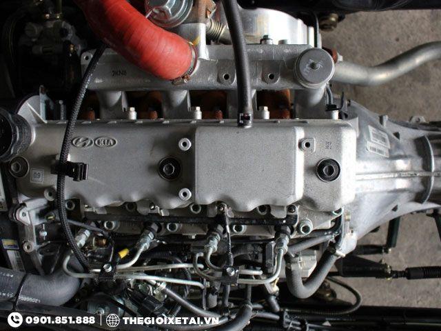 Động cơ Hyundai D4BF xe ben Veam VB150
