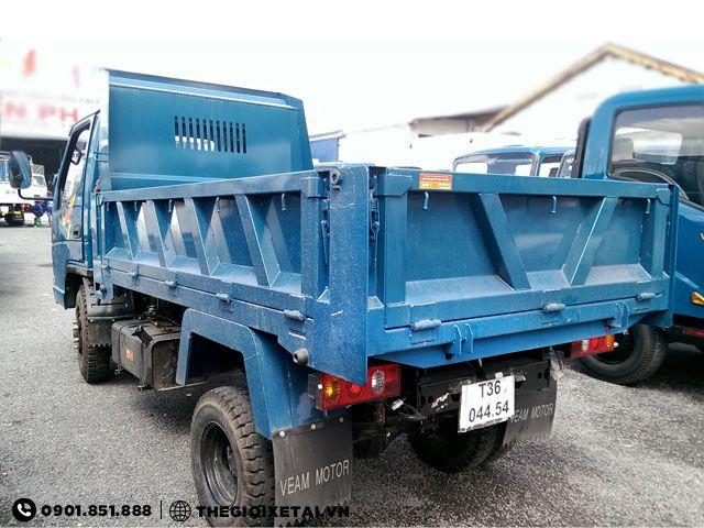 thùng ben xe Veam VB150 1T5