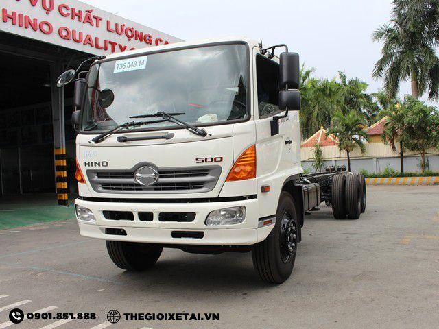 Xe tải Hino FL chassis