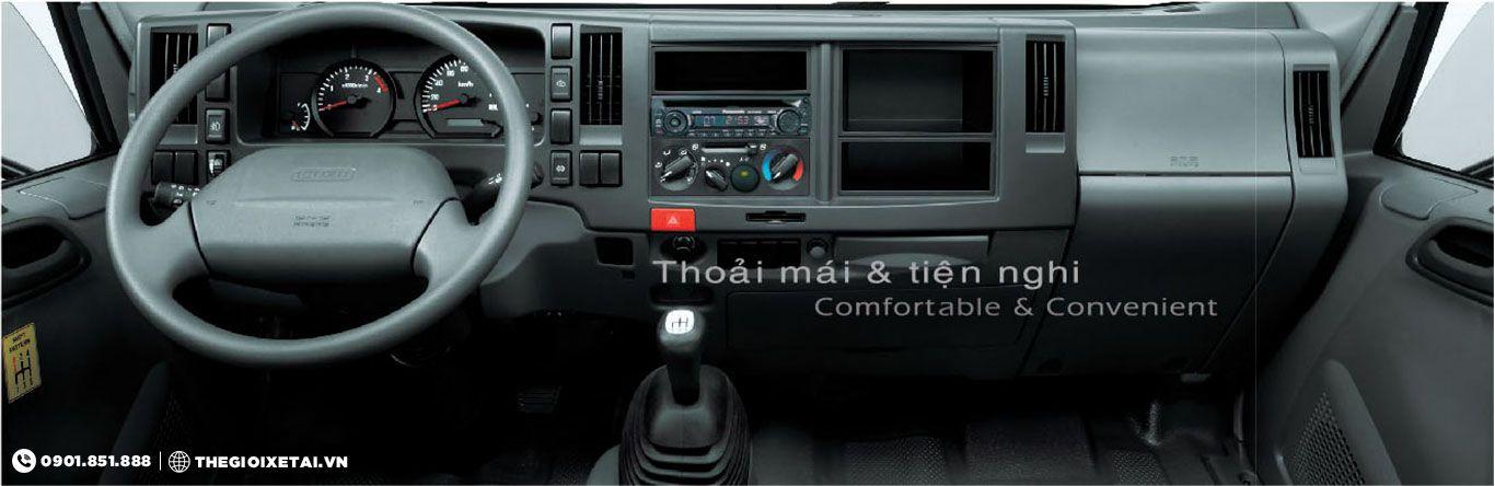 Xe tải ISUZU NQR75M