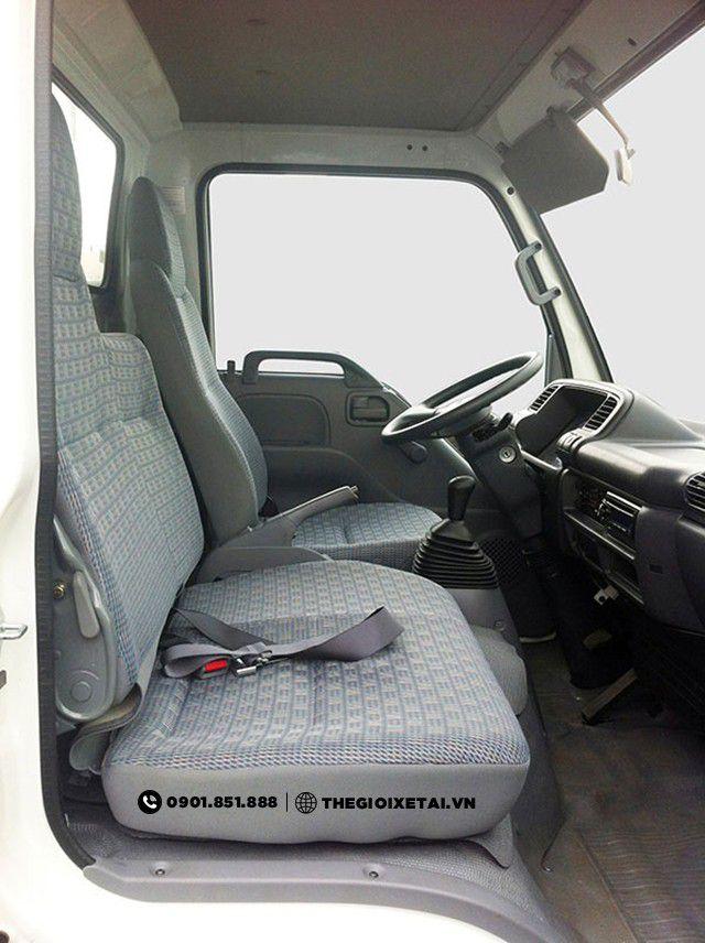 Khoang cabin xe tải Isuzu QKR55H