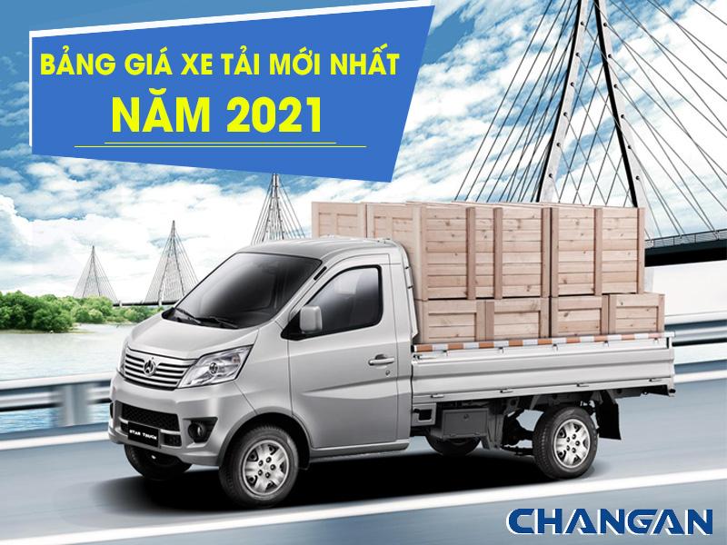 Giá Xe Tải Changan