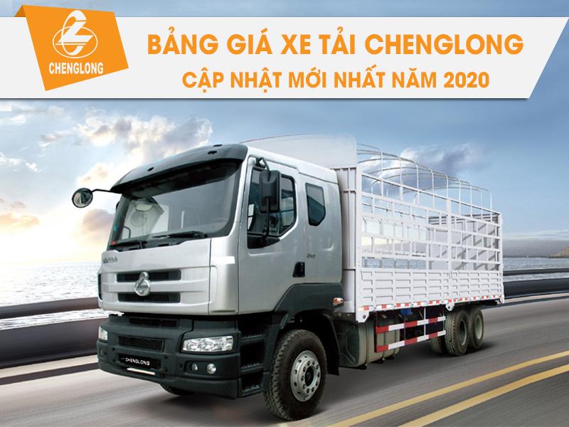 Giá Xe Tải Chenglong